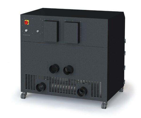 BOFA V2000 iQ High Volume Extraction System