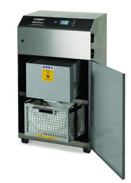 BOFA AD PVC iQ Extraction Unit