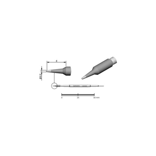 JBC T210-A Handpiece