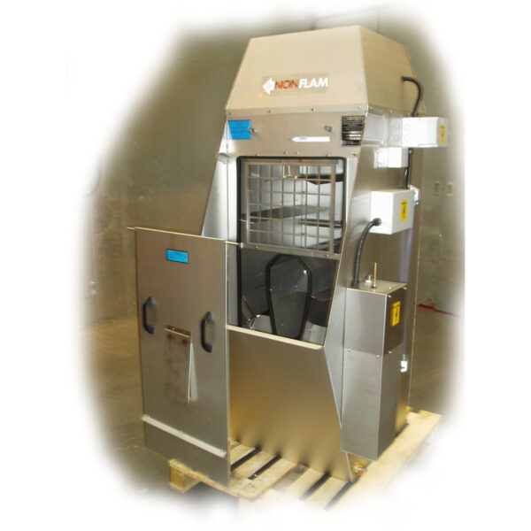 Wet System Collectors and Scrubbers
