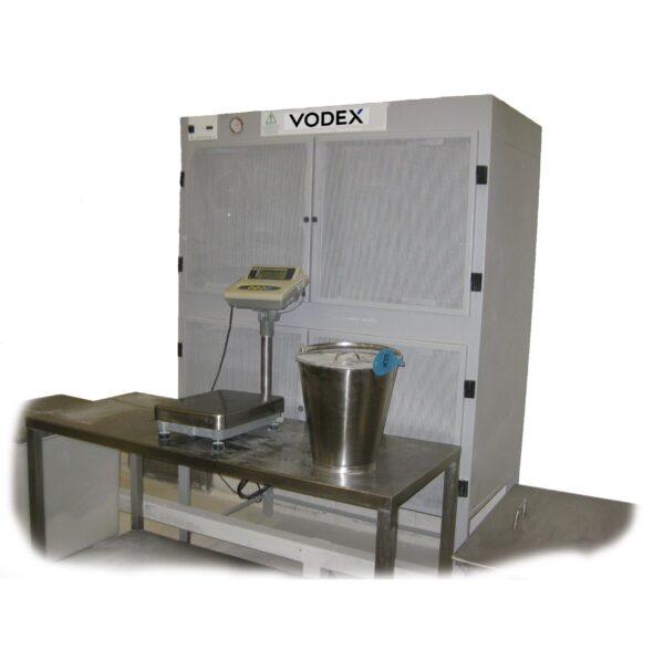 AirBench VertEx Walk-In Booths