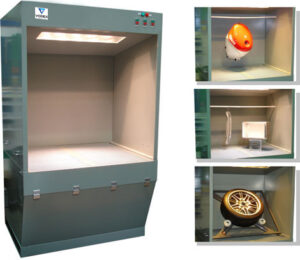 SMARTBOOTH Spray Booth for Paints and Varnishes