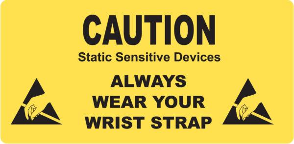 ESD Awareness Signs