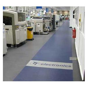 ESD Interlocking Floor Tiles