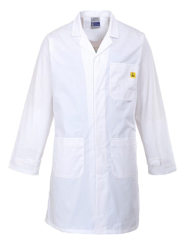 ESD Lab Coats/Smocks