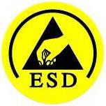 ESD Conductive Heel Grounders
