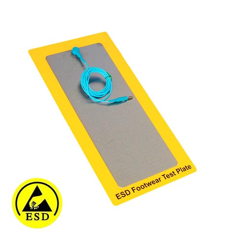 ESD Personnel Wrist Strap and Footwear Tester