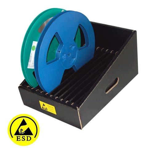 ESD Conductive Reel Boxes
