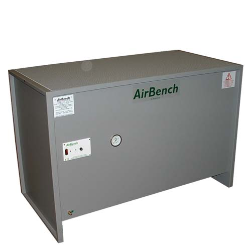 AirBench FP Welded Downdraft Bench