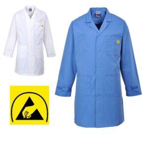 ESD Lab Coats/Smocks