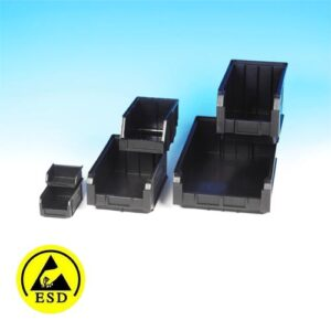 ESD Conductive Picking Bins
