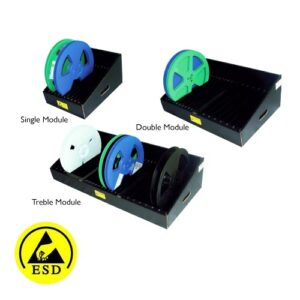 ESD Conductive Reel Boxes