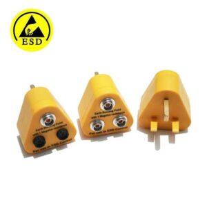 ESD Earth Bonding Plugs