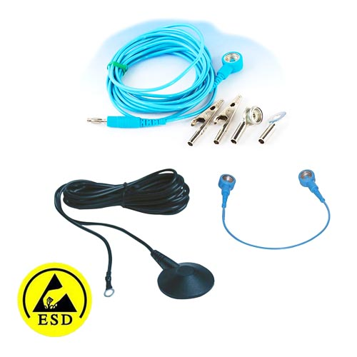 ESD Earth Grounding Leads