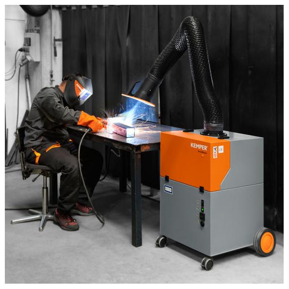 KEMPER SmartMaster Welding Extractor