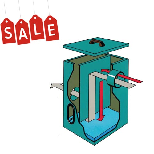 ESTA OM-12 Water Pre-Separator