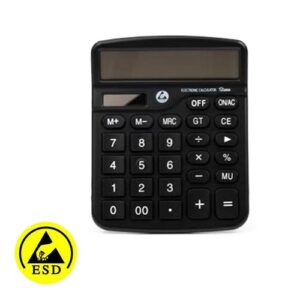 ESD Safe Calculator
