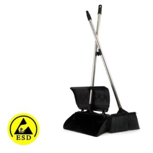 ESD Safe Dustpan and Brush