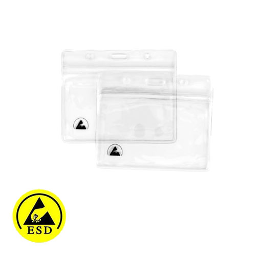 ESD Safe Name Badge/Card Holder
