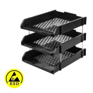ESD Safe Paper Trays