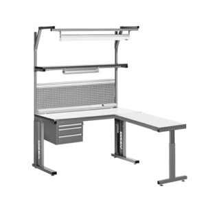Modular Comfort ESD Work Benches