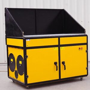 HCM Heavy Duty Downflow Extraction Benches