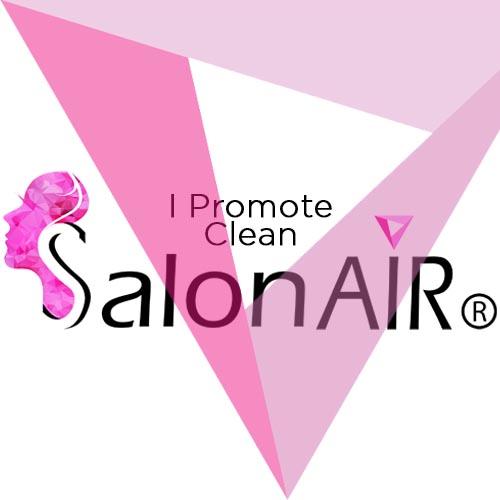 Beauty Technician SalonAIR Apron