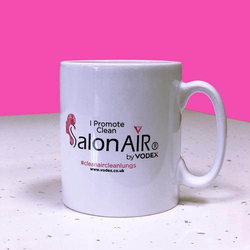 Beauty Technician SalonAIR Mug