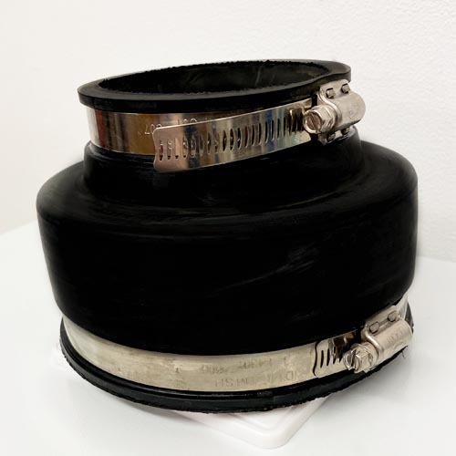 BOFA 125mm - 75mm Rubber Reducer