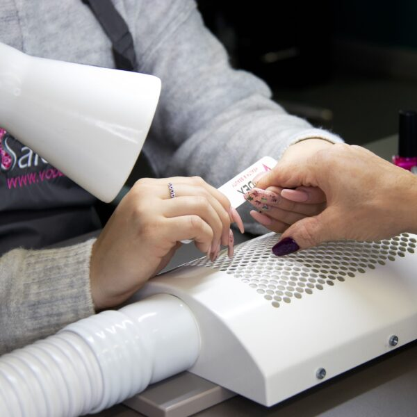 VODEX Dual SalonAIR 1002 Unit  (Nail Treatments)