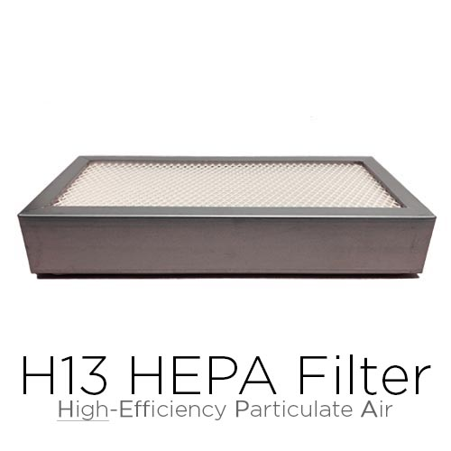 VODEX SalonAIR Replacement H13 HEPA Filter Cell