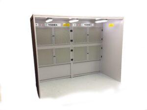Vertex Dust Booth