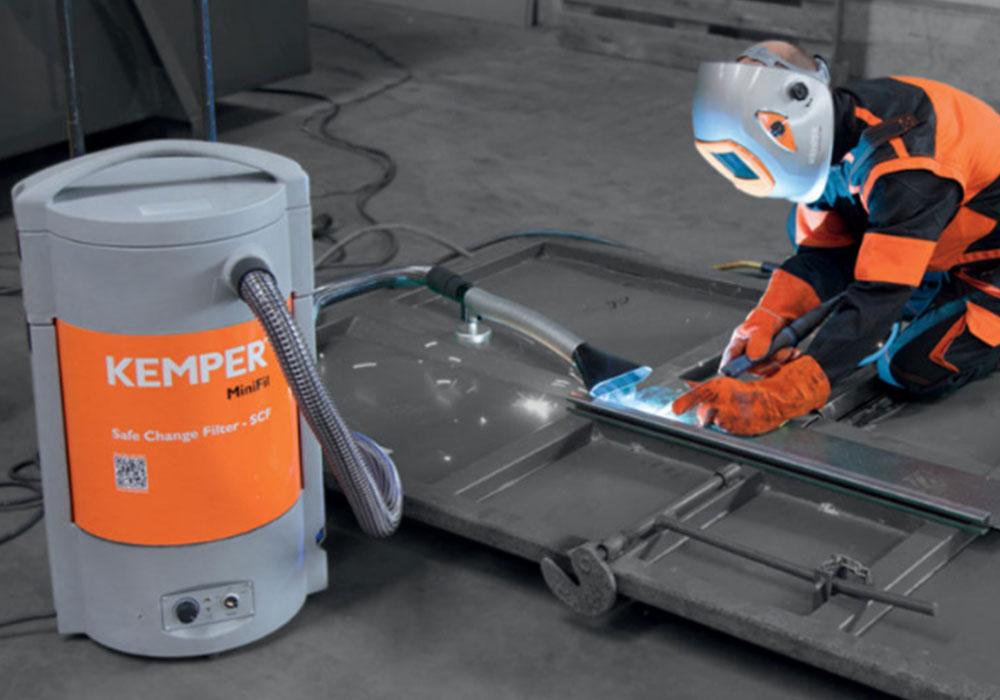 Kemper welding tool