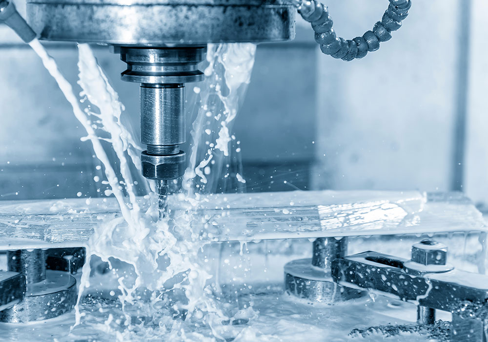 Protecting against metalworking fluids