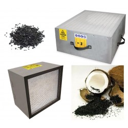 Replacement Deep Bed/Heavy Duty Filters