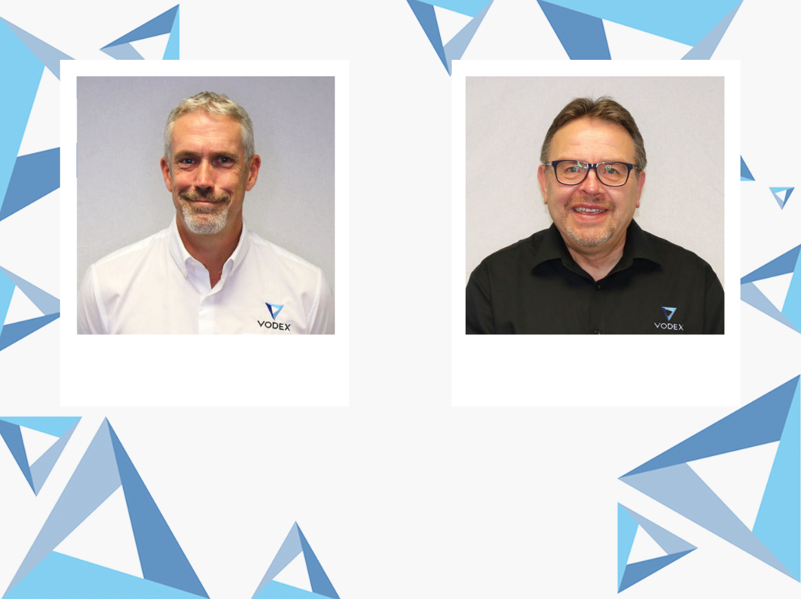 Meet the Team: Introducing Andy and Barry!